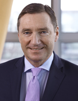 Detlef Dinsel, Vorsitzender des Aufsichtsrats (Dipl.-Ing./MBA)