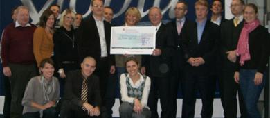 Xiopia - helping the needy in Munich.
