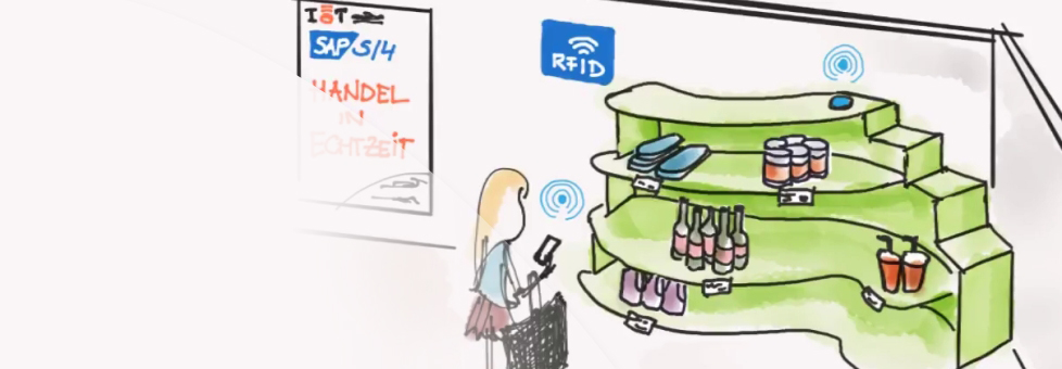 Internet der Dinge: SAP für den Handel