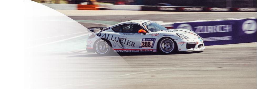 Allgeier gratuliert Teichmann Racing zum Doppelsieg